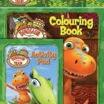 Dinosaur Train Colouring & Activity Pack (Grosset & Dunlap)