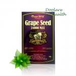 Top Life Grape Seed Extract 24000Max(ท๊อปไลฟ์ เกรฟซีด แอคแทรก 24000มก) 180แคปซูล ราคา 1,375 บาท ส่งฟรี
