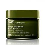 ลด 35% Origins Dr. Andrew Weil for Origins Mega-Mushroom Skin Relief Soothing Face Cream 50 ml. ครีมบำรุงผิวเสริมความรู้สึกแข็งแรงและช่วยลดริ้วรอย มีส่วนผสมเหมาะสำหรับการดูแลผิวพรรณอย่างเป็นธรรมชาติผสานสารสกัดกรรมชาติ