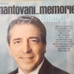 MANTOVANI MEMORIES AND HIS ORCHESTRA VG++/ NM