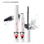 Karadium Pucca Perfect Proof Mascara 8.5g. มาสคาร่าลอคเลคชั่น pucca น่ารัก มาสคาร่าสีดำเข้ม กันน้ำ กันเหงื่อ ช่วยยกขนตาให้ดูยาวขึ้น หนาขึ้น ดำขึ้น