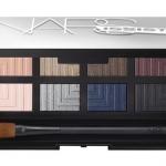NARS SIssist Dual-Intensity Eyeshadow Palette (Limited Edition) พาเลทอายแชโดว์ 8 สีที่สวยโดนใจ ประกายซิมเมอร์ ตลับเดียวได้ทุกลุค ใช้แบบแห้งได้สีเบา ๆ หรือ แบบเปียกเมื่อต้งอการเพิ่มความชัดให้สีมากยิ่งขึ้น เนื้อนุ่ม เบา เม็ดสีแน่น ติดทนสุดๆ