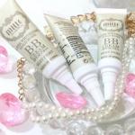 Tester Mille Super Whitening Gold Rose BB Cream SPF30 PA++ ขนาดทดลอง 3g. #No.01 Silky Ivory สำหรับผิวขาวสว่างกระจ่างใส เนื้อ BB ครีมเทคโนโลยีล่าสุดจากเกาหลี ที่ได้รับการรับรองคุณภาพในทุกขั้นตอน ให้สัมผัสเบาสบายผิว ซึมซาบเร็ว ไม่เป็นขุย