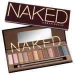 New package!! Urban Decay Naked Palette +Primer (Naked 1) อายแชโดว์ที่ดังมาจากรีวิวของ โมเมพาเพลิน พร้อม primer สำหรับทาตาก่อนทา Eye Shadow ตัวนี้ สีสวย ติดทนนาน สินค้าขายดีมากที่สุดในอเมริกา