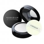 Karadium Oil Corrector Pact แป้งพัฟดูดซับความมันระหว่างวัน เนื้อสีขาว ปรับสีผิวให้ดูกระจ่างใส ผิวใสเด้งไร้ความมันตลอดวัน
