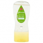 Johnson'S Baby Oil Gel With Camomile 192 ml. สีเหลือง เบบี้ออยล์ในรูปแบบเนื้อเจลใส สูตรสารสกัดจากดอกคาโมมายล์ ช่วยฟื้นบำรุงผิวที่แห้งกร้านให้กลับเนียนนุ่มชุ่มชื่น อ่อนโยนต่อผิวที่บอบบางและระคายเคืองง่าย ช่วยกักเก็บความชุ่มชื่นให้แก่ผิว