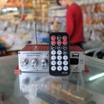 Kinter MA120 MINI USB Car Motorcycle Amplifier