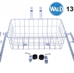 Wald 1392 Front Basket Silver