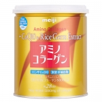 Meiji Amino Collagen + Coq10 Rice Germ Extract 200g. ราคา 1,225 บาท ส่งฟรี