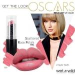 "Wet n Wild Mega Last Lip Color #981 Scattered Rose Petals ลิปสติกหนึ่งใน 13 สี ใหม่ล่าสุด กับคอนเซป ""Girls Must Have"" ลิปสติกที่สาวๆทุกคนต้องมี! ลิปสติกยอดนิยมจาก USA เนื้อละเอียด เม็ดสีจัดจ้าน มีมอยเจอร์ไรเซอร์และวิตามินอีบำรุงริมฝีปาก"