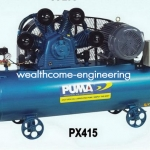 ปั๊มลมพูม่า 15 แรงม้า รุ่น PP-315A ,PX-415A (15 แรงม้า)