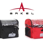 ARKEL HANDLEBAR BAG - LARGE