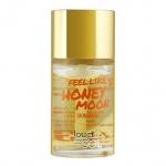 Touch In Sol Feel Like Honeymoon Skin Base 32ml. เบสผสมน้ำผึ้งที่ช่วยเติมความชุ่มชื้นให้ผิวดูเปล่งปลั่งกระจ่างใส ให้ลุคหน้าฉ่ำวาวแบบสาวเกาหลี! เบสบำรุงผิวหน้า มีสารสกัดจากน้ำผึ้งธรรมชาติช่วยให้ผิวยืดหยุ่น hydrolyzed collagen, Hyaluronic Acid และ honey Ex