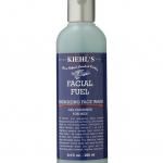 Kiehl's Facial Fuel Energizing Face Wash Gel Cleanser For Men 250ml. ผลิตภัณฑ์ทำความสะอาดที่มีประสิทธิภาพเหมาะสำหรับผิวผู้ชายทุกประเภท ขจัดฝุ่นละออง น้ำมันบนผิวหน้าและสิ่งสกปรกโดยไม่ทำให้ผิวแห้งเกินไป