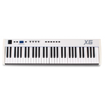 Midiplus X6 Piano Style Velocity Sensitive Key USB Midi Keyboard