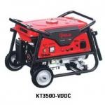 **เครื่องกำเนิดไฟฟ้า เครื่องปั่นไฟฟ้า polo 2.5 กิโลวัตต์ รุ่น KT-3500VDC สตาร์ทมือ