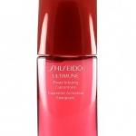 Shiseido Ultimune Power Infusing Concentrate ขนาดทดลอง 10ml. เซรั่มชะลอริ้วรอยแห่งวัยได้ยาวนานเสริมความรู้สึกมีชีวิตชีวาให้ผิวพร้อมรับมือกับปัญหาต่างๆ เนื้อสัมผัสที่เนียนนุ่ม ซึมซาบเร็ว และมีกลิ่นหอมผ่อนคลายและให้ความรู้สึกตื่นตัวในเวลาเดียวกัน