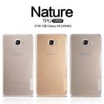 เคส Samsung A9 , A9 Pro ยี่ห้อ Nillkin รุ่น nature tpu