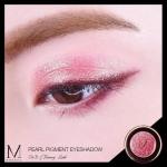 Merrezca Pearl Pigment Eyeshadow #No.3 Cherry Red เนื้อสีชมพูแดง จะได้ Look ที่ดู sexy ดูมีเสน่ห์ ชวนมองมากๆเลย และยังแอบแฝงด้วยความหวานที่ดูดึงดูดสายตามากๆเลย อายแชโดว์พิกเม้นแน่นๆ ให้ตาวิ้ง วาว สไตล์สาวยุคใหม่ เปล่งประกายตลอดวัน เนื้อละเอียด ประกายชิมเม