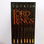 THE LORD OF THE RINGS BOXSET *ENGLISH VERSION 7 BOOKS