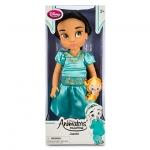 Animators' Collection Jasmine Doll ตุ๊กตาเจ้าหญิงดิสนีย์ ตุ๊กตาแอนิเมเตอร์ เจ้าหญิงจัสมิน จากการ์ตูนเรื่องอะลาดินกับตะเกียงวิเศษ Aladdin (รุ่น 3 มีตุ๊กตาที่ข้อมือ) ขนาดความสูง 16 นิ้ว สินค้านำเข้า Disney USA แท้ 100% ค่ะ