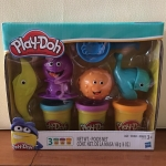 Play-Doh ชุด Ocean Tools สำหรับ 3 ขวบขึ้นไป