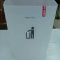 ถังขยะเล็ก,ถังขยะในห้องพัก,ถังขยะในอ๊อฟฟิศ,ตระกร้าขยะแบบใต้โต๊ะทำงาน