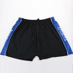 กางเกงว่ายน้ำผู้ชาย แถบข้าง เอว 36-44 สะโพก 48-56 นิ้ว ยาว 13 นิ้วค่ะ