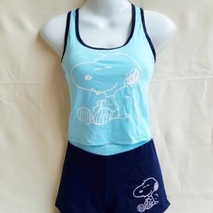 ชุดว่ายน้ำเด็กโต รอบอก 24-30 กางเกงรอบเอว 22-26 สะโพก 32-36 นิ้วค่ะ เสื้อ+กางเกง มีฟองน้ำที่อกค่ะ