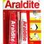 ARALDITE กาวอีพ๊อกซี่ สีแดง/ใส (สีใสแห้งเร็ว 5 นาที)