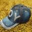 หมวกแก๊ปแฟชั่น หมวกแก็ปผ้ายีนส์ปักเลื่อม รูปถ่ายจากสินค้าจริงที่ขายค่ะ งานสวยๆเนี๊ยบๆ จร้า thumbnail 2