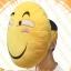 หมอนคาดศีรษะหน้ายิ้ม emoji thumbnail 1