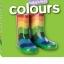 หนังสือภาพเรียนรู้เรื่องสี / Baby Boppers : baby's first colours (Hinkler)