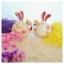 Fat Rabbits Resin ตุ๊กตากระต่ายอ้วน งานเรซิน thumbnail 2