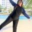 ชุดว่ายน้ำคนอ้วนสีกรม 7xl และ 8xl กัน uv แขนยาว+ขายาว คลิ๊กดูขนาดและ เลือขนาด ใส่ในช่องหมายเหตุเลยนะคะ thumbnail 1