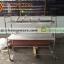 ชั้นวางถาดหลุมสแตนเลส 2 ชั้น 002-RS-002 ชั้นเสียบถาดหลุมโรงเรียนตรงมาตราฐานสาธรสุขเมืองไทย,Stainless slatted Shelves for food tray thumbnail 1