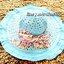 หมวกปีกกว้าง หมวกเที่ยวทะเล หมวกสานโทนสีฟ้าสวยๆคะ แต่งโบว์ลายดอกไม้วินเทจรอบเก๋ ๆ thumbnail 1