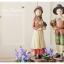 Harvest Kids Decorative Figure BOY & GIRL thumbnail 1