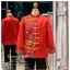 รหัส เสื้อจีนชาย : KPM006 เสื้อจีนชาย พร้อมส่ง ชุดจีนชาย โบราณ สีแดง ดีเทลทอง เหมาะมากสำหรับใส่ในพิธียกน้ำชา ถ่ายพรีเวดดิ้ง และสำหรับญาติเจ้าภาพ สำเนา thumbnail 1