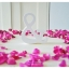 White - สัญลักษณ์ & (Ampersand) ตั้งโต๊ะ งานไม้สัก โทนสีขาว thumbnail 2