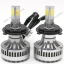 ไฟหน้า LED ขั้ว H4 รุ่น 3 COB Chip แสง 3000K thumbnail 3