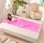 ถุงนอนผ้า cotton (เบาเล็กพิเศษ) สีชมพู thumbnail 4