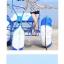 ชุดว่ายน้ำ ลายดอกไม้ สีน้ำเงิน ใส่ได้ตั้งแต่รอบอก 36-40เอว 28-34 สะโพก 36-42 นิ้วค่ะ แยกชิ้นเสื้อกันกางเกงนะคะ thumbnail 2