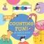 หนังสือเรียนรู้เรื่องการนับเลข / Baby Steps : Counting Fun (Katie Saunders)