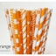 Collection Paper Straws หลอดกระดาษ ใช้สำหรับดื่มน้ำ thumbnail 24