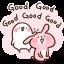 Pisuke&Rabbit.3(English) by Kanahei thumbnail 1