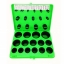โอริงกล่อง สีเขียว NBR 90 Hs (ไซส์มิล) thumbnail 1