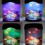 โคมไฟตู้แมงกะพรุนเรืองแสง Jellyfish Mood Lamp thumbnail 1