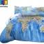 ชุดผ้าปูที่นอนแผนที่โลก thumbnail 4