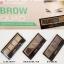 City Color Brow Quad Waterproof & Long Lasting Eyebrow Kit พาเลทเขียนคิ้ว 4 สี มีเนื้อครีม 2 สี และเนื้อฝุ่น 2 สี ให้เขียนคิ้วได้สีชัดติดทนนาน กันน้ำกันเหงื่อ ให้สีคิ้วที่เป็นธรรมชาติ มีพร้อมส่ง 3 โทนสีเพื่อกับเข้ากับสีผมที่แตกต่างกันคะ thumbnail 1